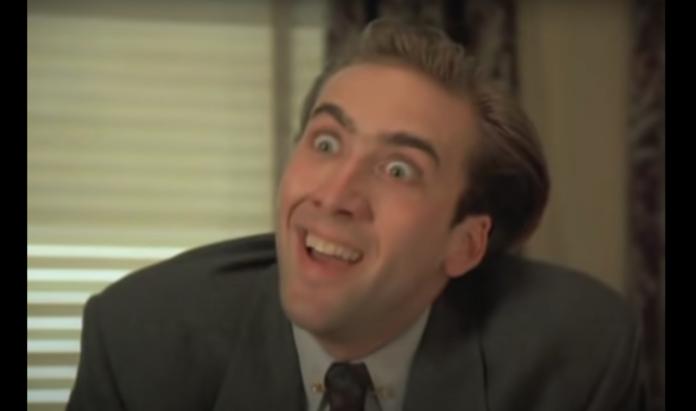 尼可拉斯凱吉(Nicolas Cage)