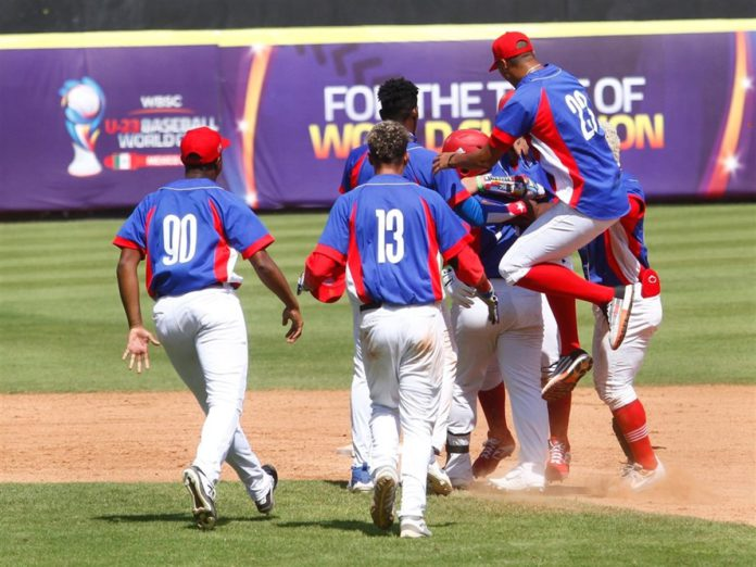 U23世界盃古巴代表隊