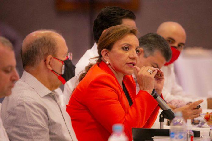 秀瑪菈.卡斯楚(Xiomara Castro)
