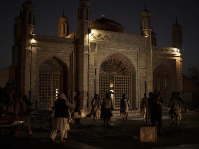 喀布爾清真寺