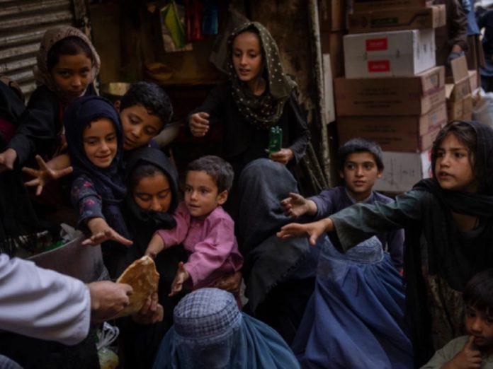 阿富汗危機