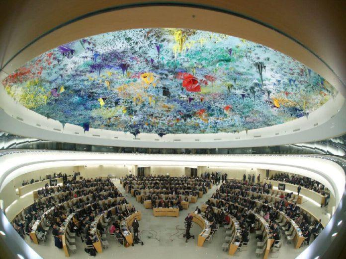 聯合國人權理事會