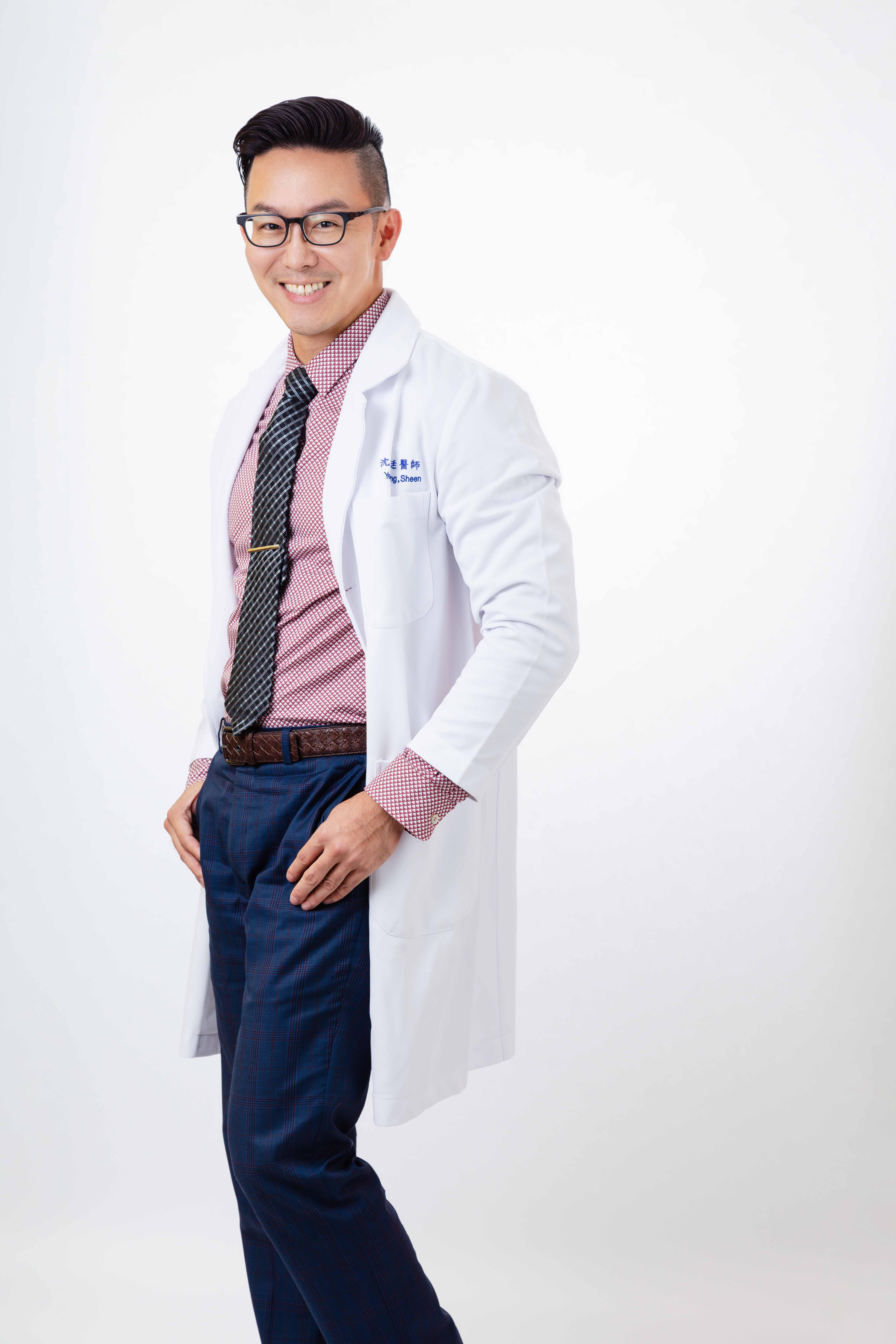 台北萊佳形象美學診所沈彥廷醫師