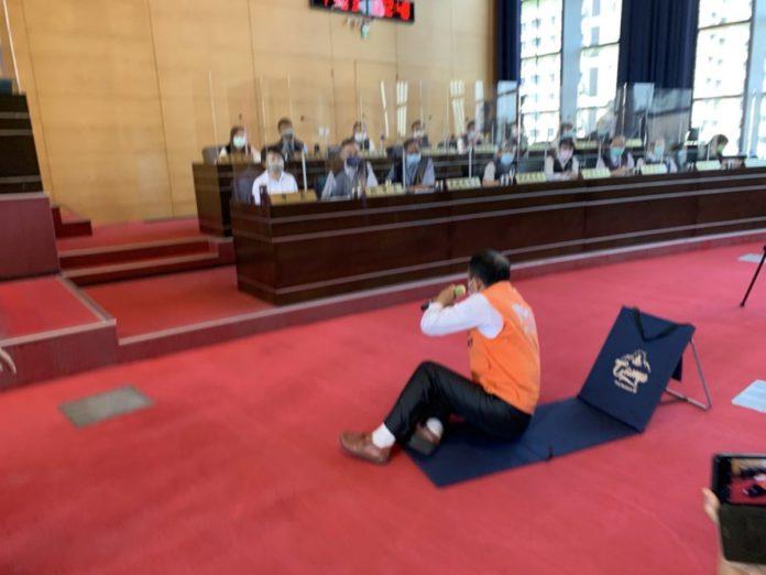 台中市議會臨時會
