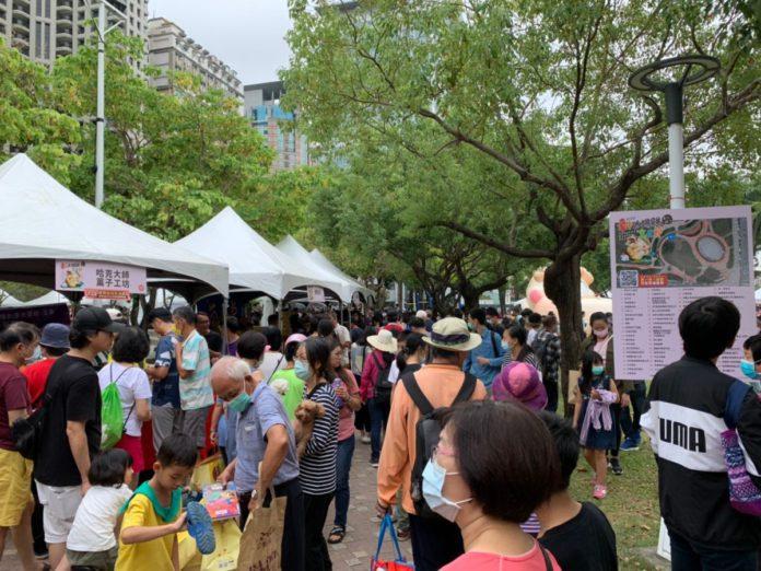 2021台中太陽餅文化節