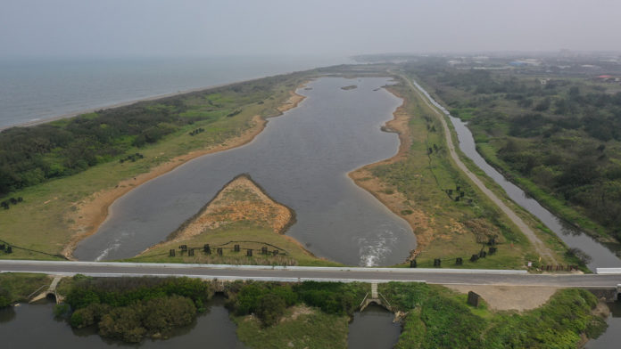 許厝港濕地