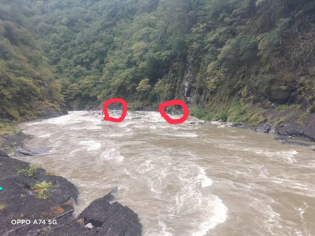 泰崗野溪溫泉救難